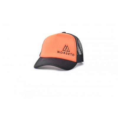 Καπέλο Jockey Bubble Black Orange