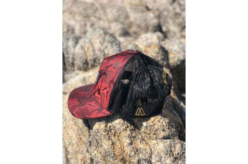 Καπέλο Jockey Army Red Horse