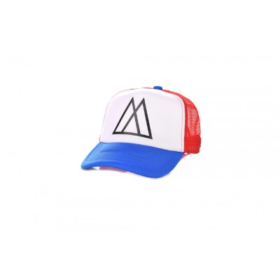 Καπέλο Jockey Big Mors White Blue