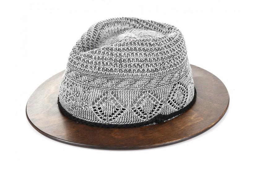 ΠΛΕΚΤΟ ΚΑΠΕΛΟ MORSETO - Knitting Grey