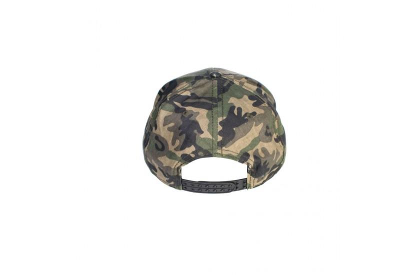 Καπέλο Snapback Deck Camo /Khaki