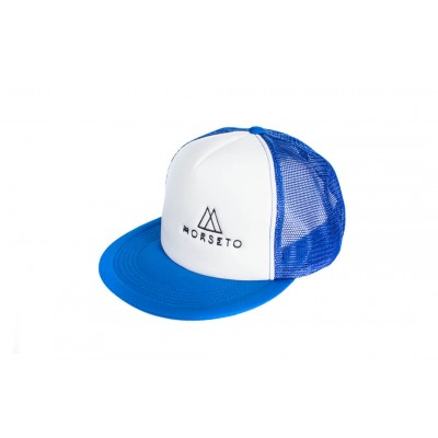 Καπέλο Snapback 80's White / Royal