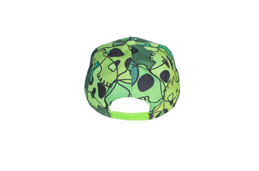 Καπέλο Snapback Skull