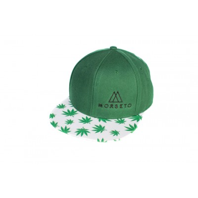 Καπέλο Snapback Green Leaves