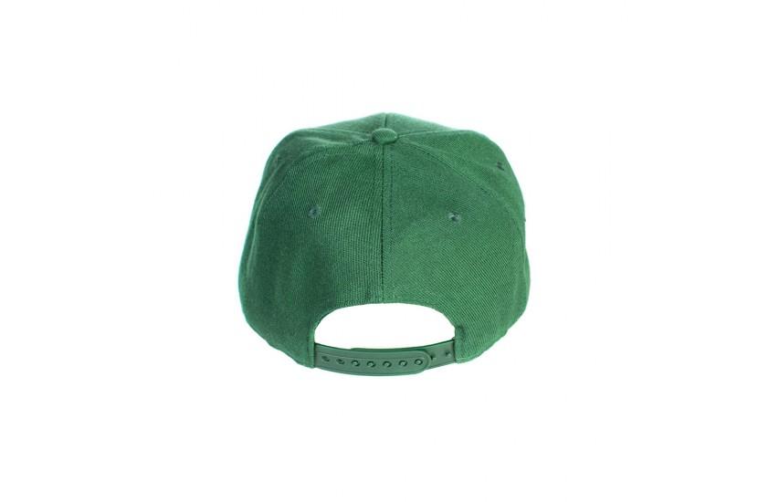 Καπέλο Snapback Green Flower