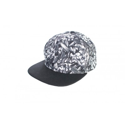 Καπέλο Snapback Fantasy Black Flower