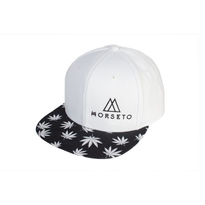 Καπέλο Snapback Black Leaves
