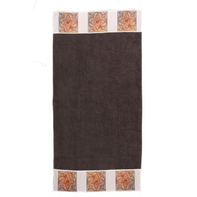 Πετσέτα Θαλάσσης MORSETO Luxury - Grey Beige 1