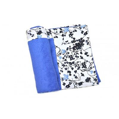 Πετσέτα Θαλάσσης MORSETO Luxury -Blue Butterfly