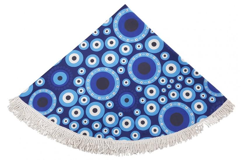 Πετσέτα Θαλάσσης Στρόγγυλη MORSETO Ocean Φ150