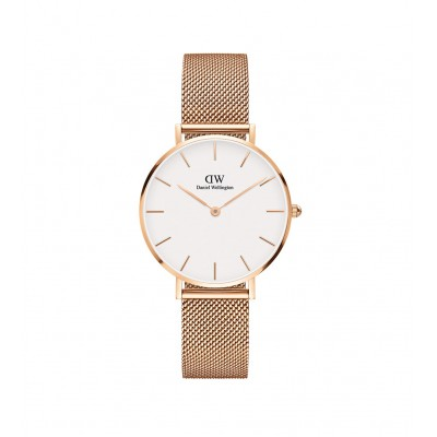 ΡΟΛΟΙ ΧΕΙΡΟΣ - DANIEL WELLINGTON Classic Petite Melrose 32mm Rose White