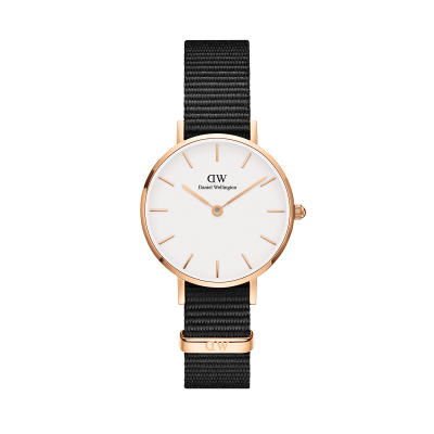 ΡΟΛΟΙ ΧΕΙΡΟΣ - DANIEL WELLINGTON Classic Petite Cornwall 28MM Rose Gold