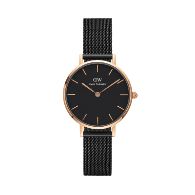 ΡΟΛΟΙ ΧΕΙΡΟΣ - DANIEL WELLINGTON Classic Petite Ashfield 28MM Rose Gold