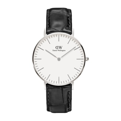 ΡΟΛΟΙ ΧΕΙΡΟΣ - DANIEL WELLINGTON Classic Reading 36mm Silver