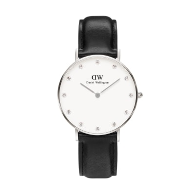 ΡΟΛΟΙ ΧΕΙΡΟΣ - DANIEL WELLINGTON Classy Sheffield 34mm Silver