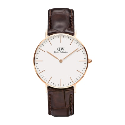 ΡΟΛΟΙ ΧΕΙΡΟΣ - DANIEL WELLINGTON Classic York 36mm Rose Gold