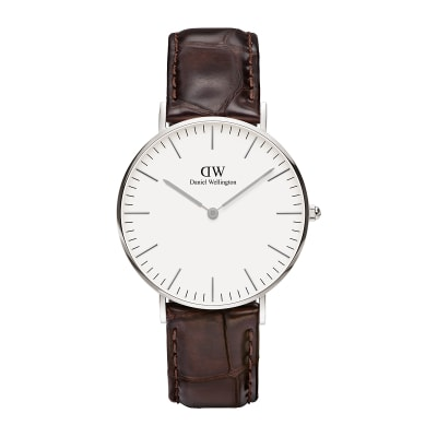 ΡΟΛΟΙ ΧΕΙΡΟΣ - DANIEL WELLINGTON Classic York 36mm Silver