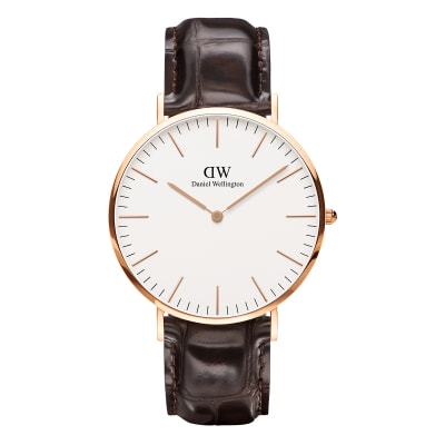 ΡΟΛΟΙ ΧΕΙΡΟΣ - DANIEL WELLINGTON Classic York 40mm Rose Gold