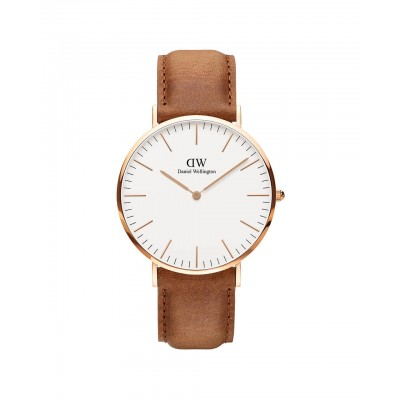 ΡΟΛΟΙ ΧΕΙΡΟΣ - DANIEL WELLINGTON Classic Durham 40mm Rose Gold