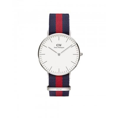 ΡΟΛΟΙ ΧΕΙΡΟΣ - DANIEL WELLINGTON Classic Oxford 36mm Silver