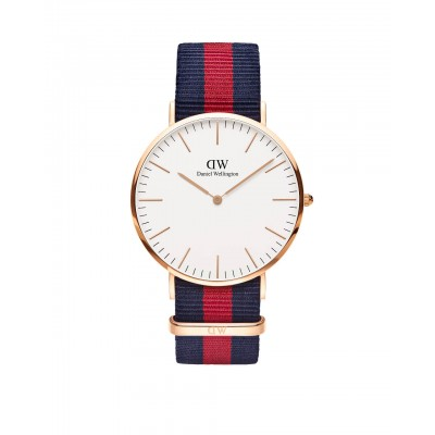 ΡΟΛΟΙ ΧΕΙΡΟΣ - DANIEL WELLINGTON Classic Oxford 40mm Rose Gold