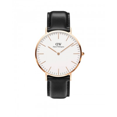 ΡΟΛΟΙ ΧΕΙΡΟΣ - DANIEL WELLINGTON Classic Sheffield 40mm Rose Gold