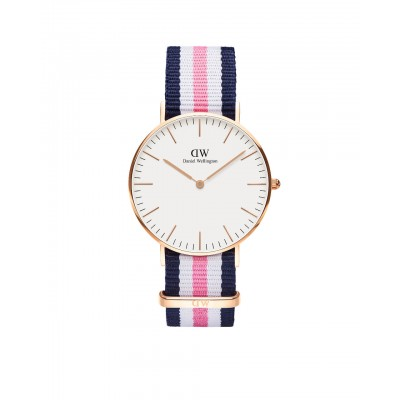 ΡΟΛΟΙ ΧΕΙΡΟΣ - DANIEL WELLINGTON Classic Southampton 36mm Rose Gold