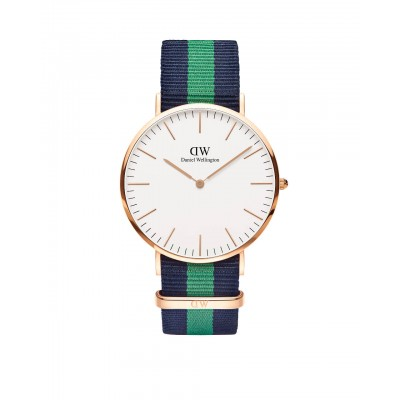 ΡΟΛΟΙ ΧΕΙΡΟΣ - DANIEL WELLINGTON Classic Warwick 40mm Rose Gold