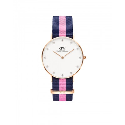 ΡΟΛΟΙ ΧΕΙΡΟΣ - DANIEL WELLINGTON Classy Winchester 34mm Rose Gold