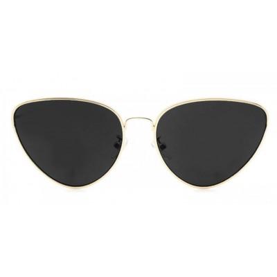 Γυαλιά Ηλίου TheMyo Basic Gold Grey