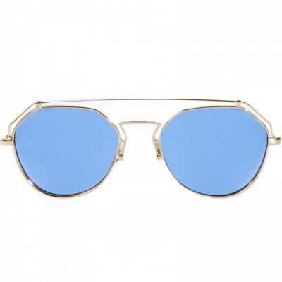 Γυαλιά Ηλίου TheMyo Billbock Gold Blue
