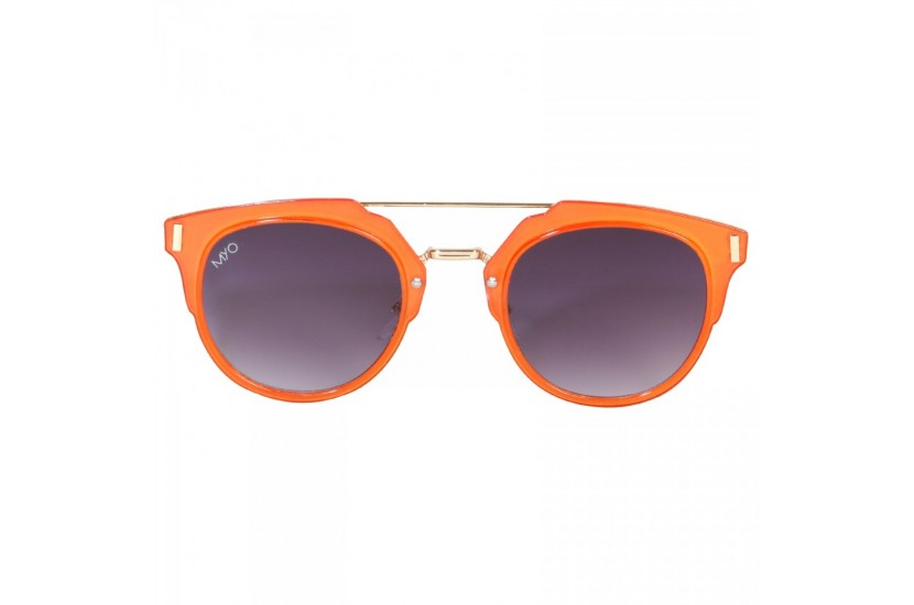 Γυαλιά Ηλίου TheMyo Effects Orange Grey