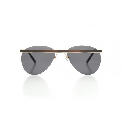 Γυαλιά Ηλίου TheMyo Armor Gold Grey