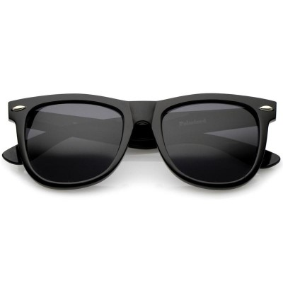 Γυαλιά Ηλίου Morseto Classic Large Polarized Lens Horned Rim