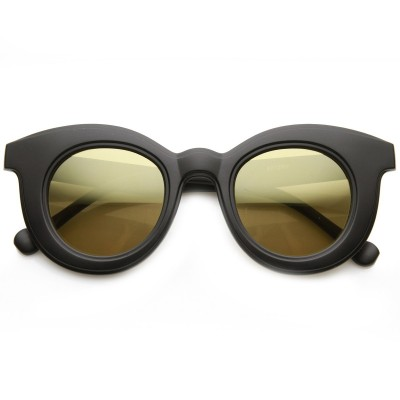 Γυαλιά Ηλίου Morseto Women 's Round Cat Eye Black Brown