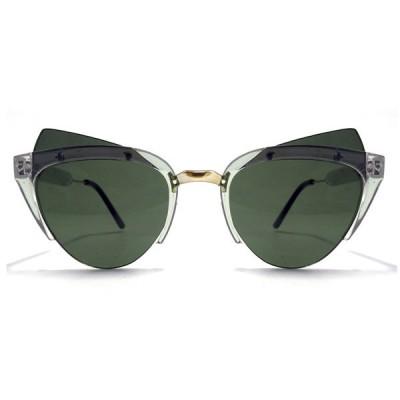 Γυαλιά Ηλίου Spitfire CHELSEA MOD Clear / black