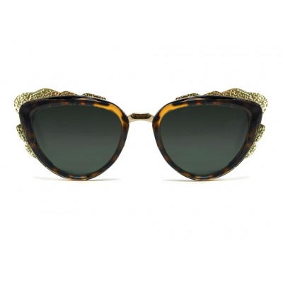 Γυαλιά Ηλίου Spitfire PROTOPUNK Brown Tort / Gold / Black