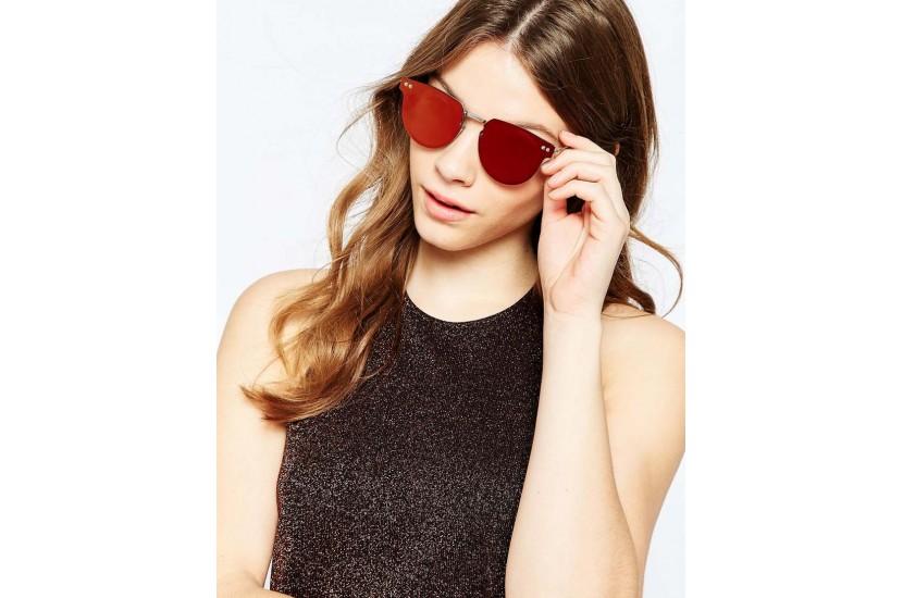 Γυαλιά Ηλίου Spitfire CYBER Silver / red