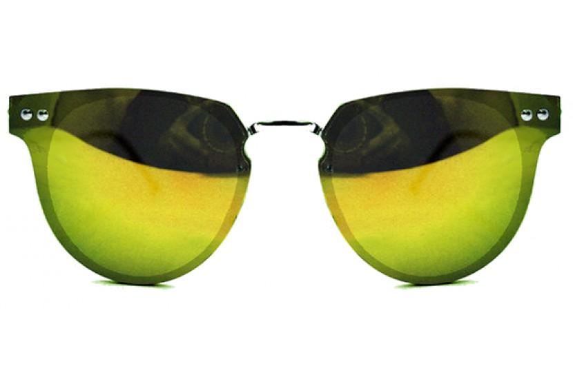 Γυαλιά Ηλίου Spitfire CYBER Silver / yellow