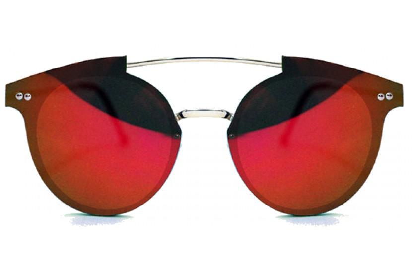 Γυαλιά Ηλίου Spitfire TRIP-HOP Silver / red