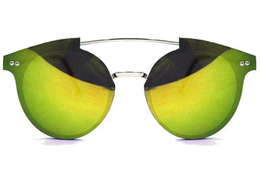 Γυαλιά Ηλίου Spitfire TRIP-HOP Silver / yellow