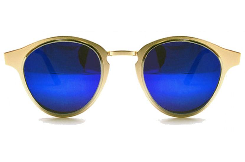 Γυαλιά Ηλίου Spitfire WARP Gold & Silver / blue