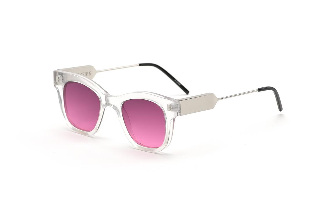 c212bb2f06 Γυαλιά Ηλίου Spitfire New Wave Clear Maroon