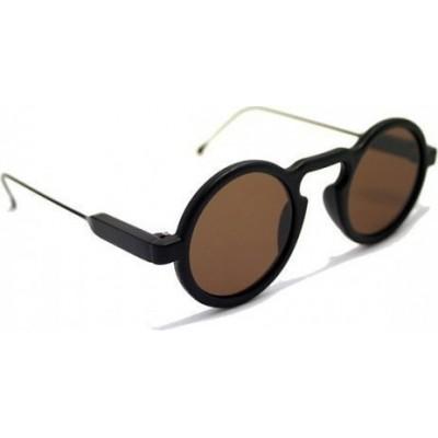Γυαλιά Ηλίου Spitfire AURORA Matt Black & Gold / brown