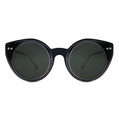 Γυαλιά Ηλίου Spitfire ALPHA Double Lens Black / Clear & Black