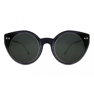 4a6ca6fd8b Γυαλιά Ηλίου Spitfire ALPHA Double Lens Black   Clear   Black