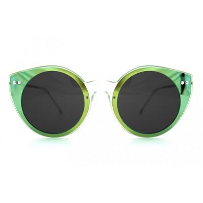 8b51caf5f1 Γυαλιά Ηλίου Spitfire ALPHA Double Lens Clear   Green Mirror   Black
