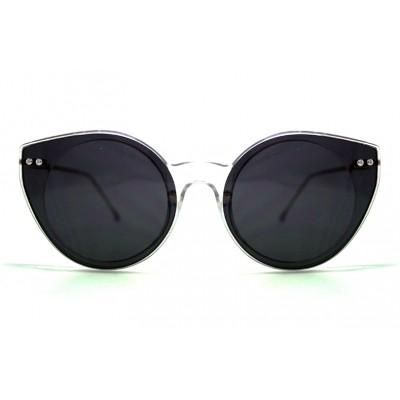 41e32db55d Γυαλιά Ηλίου Spitfire ALPHA 2 Clear   Black