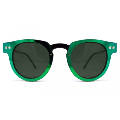 Γυαλιά Ηλίου Spitfire SHARPER EDGE Select Black /  Green Mirror & Black