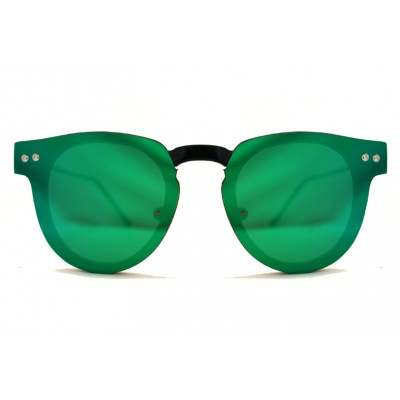 3ef216ac4b90 Sunglasses Spitfire SHARPER EDGE 2 Black   Green Mirror